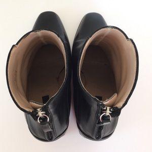 Zara Shoes - Zara Leather Boots